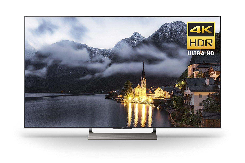Sony XBR65X900E 65-Inch 4K Ultra HD Smart LED TV