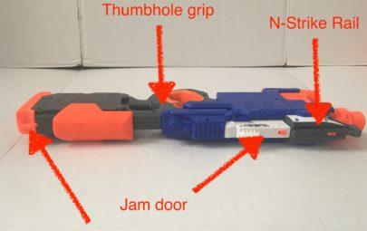 NERF N-Strike Elite Hyperfire – Fastest Dart Firing NERF Gun Ever!
