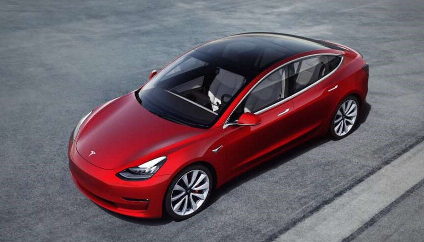 Tesla Model 3 issues