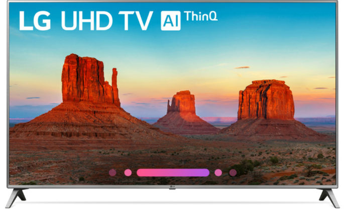 LG 65UK6500AUA Review – Consumer Reports Top Recommended HDR TV on a Budget